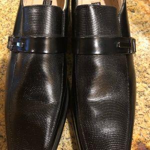 Stacy Adams men's dress shoes black